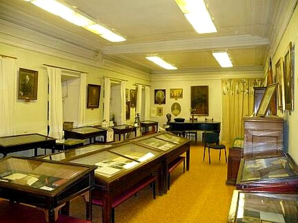 Музей акционерного дела и финансовой истории